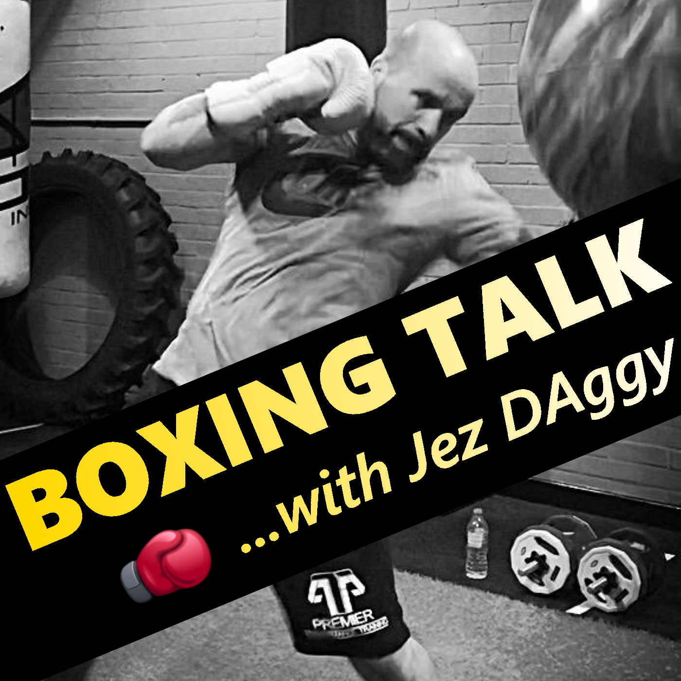 Boxing Talk with Jez DAggy
