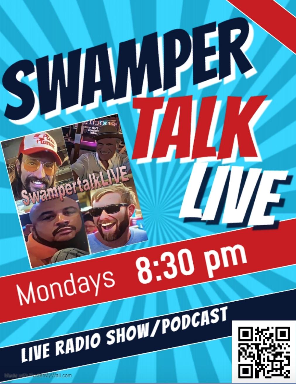 Swamper Talk Live